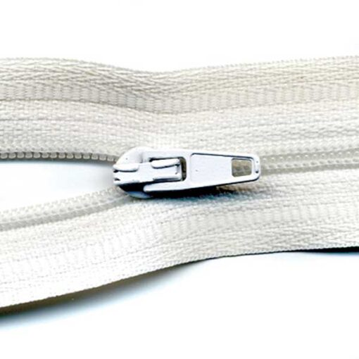 Sullivans Make-A-Zipper Regular White