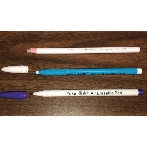 Disappearing Marking Pens & Pencils